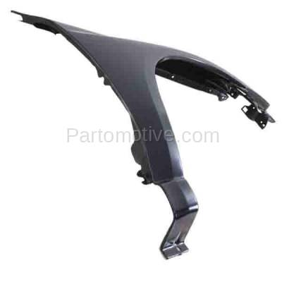 Aftermarket Replacement - FDR-1391R 06-07 Impreza Sedan Front Fender Quarter Panel Right Side SU1241133 57110FE200 - Image 2