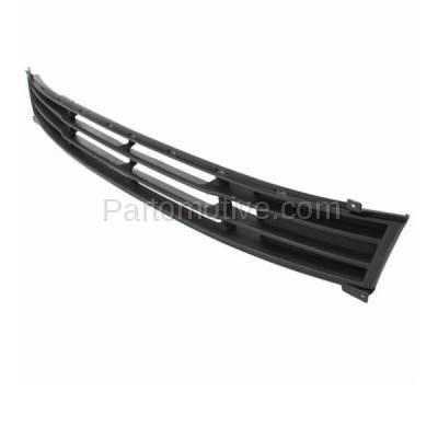 Aftermarket Replacement - GRL-1884C CAPA Lower Bumper Cover Grill Grille HY1036110 For 07-10 Elantra Sedan - Image 2