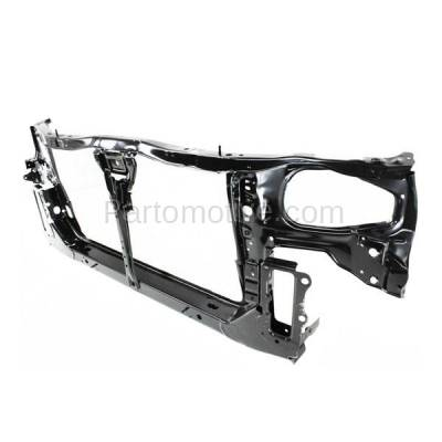 Aftermarket Replacement - RSP-1588 2000-2001 Nissan Altima (GLE, GXE, SE, XE) Sedan (2.4 Liter Engine) Front Center Radiator Support Core Assembly Primed Steel - Image 3