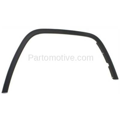 Partomotive For 11-16 Grand Cherokee Front Fender Flare Wheel Opening Molding Trim RH Right Side