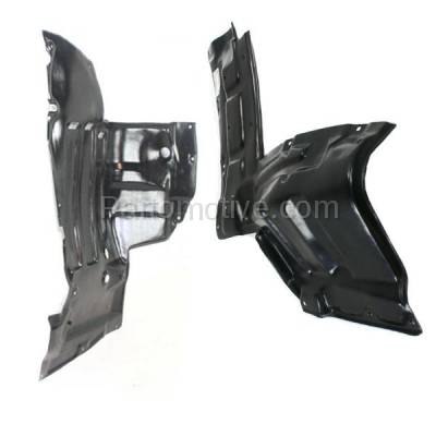 Aftermarket Replacement - ESS-1576L & ESS-1576R 00-05 Celica Front Engine Splash Shield Under Cover Guard Left & Right SET PAIR - Image 2