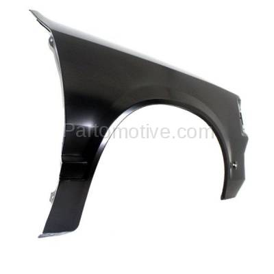 Aftermarket Replacement - FDR-1529R Front Fender Quarter Panel Passenger Side For 83-86 720 Pickup Truck NI1241114 - Image 3