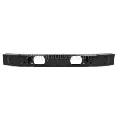 Aftermarket Replacement - BRF-1095FC 2007-2018 Jeep Wrangler (2/4-Door) Front Bumper Impact Face Bar Cross Member Crossmember Reinforcement Primed Made of Steel - Image 1