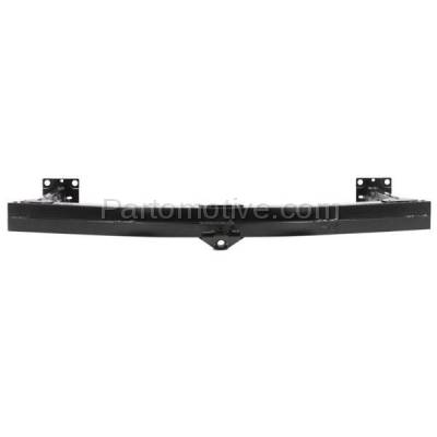 Aftermarket Replacement - BRF-1686FC 2008-2013 Nissan Rogue & 2014 2015 Rogue Select (2.5 Liter Engine) Front Bumper Impact Face Bar Crossmember Reinforcement Primed Steel - Image 1