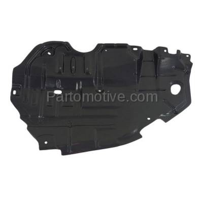 Aftermarket Replacement - ESS-1606RC CAPA For 12-14 Camry Front Engine Splash Shield Under Cover Guard Right Side - Image 1