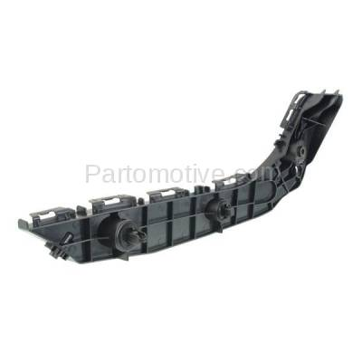 Aftermarket Replacement - BRT-1189FL 2014-2019 Toyota 4Runner Front Bumper Cover Face Bar Retainer Mounting Brace Reinforcement Support Bracket Plastic Left Driver Side - Image 2