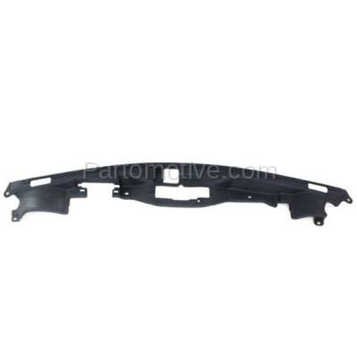 Aftermarket Replacement - GRL-1356C CAPA NEW 11-15 Patriot Radiator Support Cover Grill Grille Filler 68091530AA - Image 1