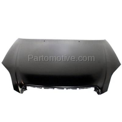 Aftermarket Replacement - HDD-1683 2003-2008 Toyota Matrix (Base, XR, XRS) Wagon 4-Door (1.8 Liter Gas Engine) Front Hood Panel Assembly Primed Steel - Image 1