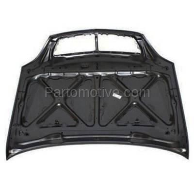 Aftermarket Replacement - HDD-1455 1999-2003 Lexus RX300 Sport Utility 4-Door (3.0 Liter V6 Engine) Front Hood Panel Assembly Primed Steel - Image 3