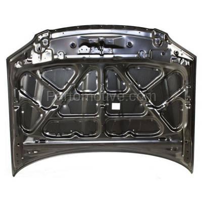 Aftermarket Replacement - HDD-1480 2001-2006 Mazda Tribute (DX, ES, LX, i, S) Sport Utility 4-Door (2.0 & 2.3 & 3.0 Liter Engine) Front Hood Panel Assembly Primed Steel - Image 3