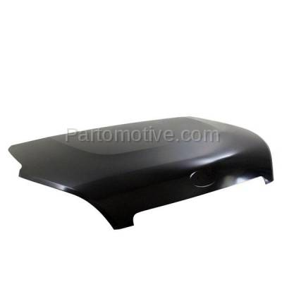 Aftermarket Replacement - HDD-1450 2012-2013 Kia Soul (2u, 4u, 4u Luxury, 4u Burner, 4u Retro, Base, Exclaim, Plus) Hatchback 4-Door Front Hood Panel Assembly Primed Steel - Image 2