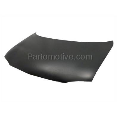 Aftermarket Replacement - HDD-1227 1997-2004 Chevy Venture & Oldsmobile Silhouette & 1999-2004 Pontiac Montana & 1997-1999 Trans Sport Front Hood Panel Assembly Primed Steel - Image 3