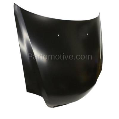 Aftermarket Replacement - HDD-1172 2000-2005 Mercury Sable (GS, LS, LS Premium, Platinum Edition) 3.0L (Sedan & Wagon) Front Hood Panel Assembly Primed Steel - Image 2