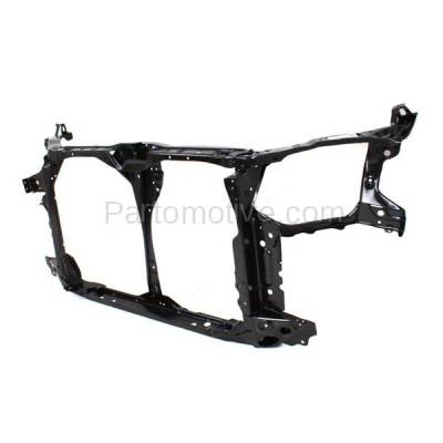 Aftermarket Replacement - RSP-1357 2003 Honda Civic (Hybrid) Hatchback 4-Door (1.3 Liter Electric/Gas Engine) Front Radiator Support Core Assembly Primed Made of Steel - Image 2