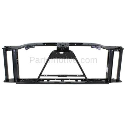 Aftermarket Replacement - RSP-1289 2010-2013 Chevrolet Silverado 1500 & GMC Sierra 1500 Pickup Truck Front Center Radiator Support Core Assembly Primed Made of Steel - Image 1