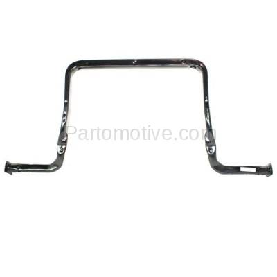 Aftermarket Replacement - RSP-1110 2002-2007 Jeep Liberty (2.4 & 2.8 & 3.7 Liter Engine) Front Radiator Support Lower Crossmember Tie Bar Primed Made of Steel - Image 1