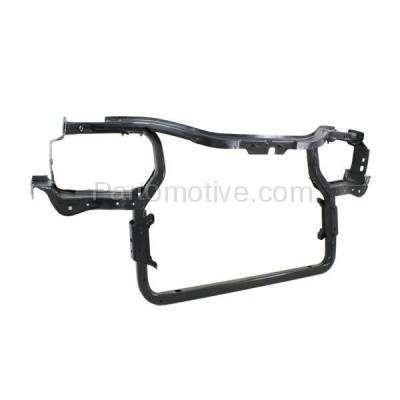Aftermarket Replacement - RSP-1098 2006-2010 Jeep Commander & 2005-2010 Grand Cherokee Front Center Radiator Support Core Assembly Primed Made of Steel - Image 3