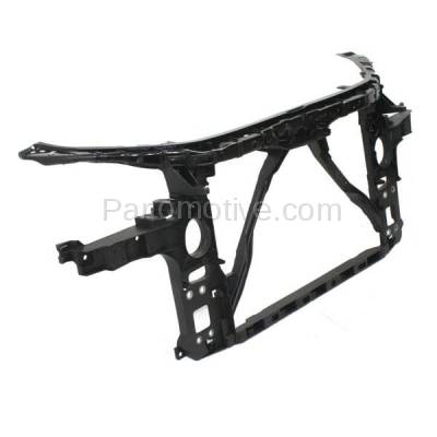 Aftermarket Replacement - RSP-1026 2007-2015 Audi Q7 (Base, Premium, Prestige, Progressive, Sport, TDI) Front Radiator Support Core Panel Assembly Primed Made of Steel - Image 2