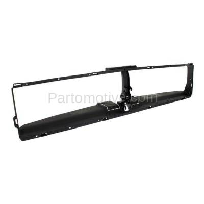Aftermarket Replacement - RSP-1047 11-16 5-Series Sedan (with M Package) Front Radiator Support Air Intake Duct Insert Center Vent Filler - Image 2
