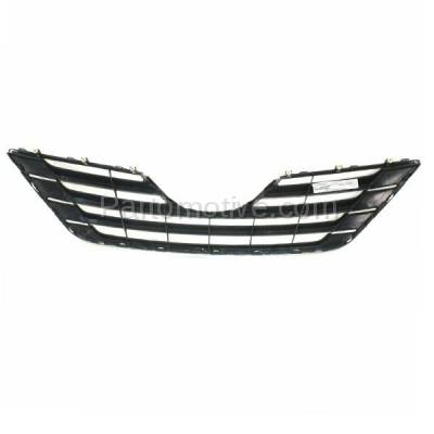 Aftermarket Replacement - GRL-2506C CAPA 07-09 Camry XLE Front Grill Grille Chrome Frame TO1200289 5310106080C0 - Image 3