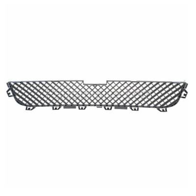 Aftermarket Replacement - GRL-1724C CAPA 05-09 Chevy Uplander Van Front Lower Grill Grille GM1200574 15108613 - Image 3