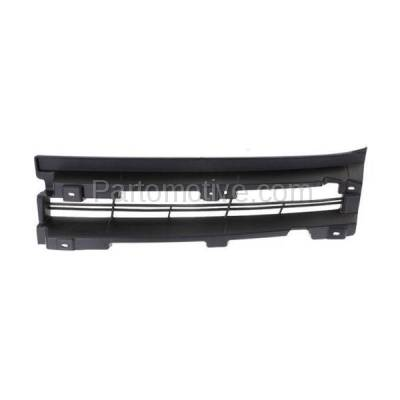 Aftermarket Replacement - GRL-1024LC CAPA 13-15 Accord 4-Door Sedan Front Grill Grille Insert Driver Side LH - Image 1
