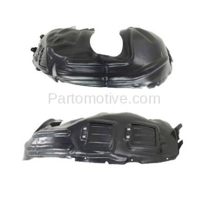 Aftermarket Replacement - IFD-1116L & IFD-1116R 14-16 Cherokee Front Splash Shield Inner Fender Liner Panel Left Right SET PAIR - Image 3