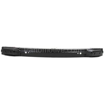 Aftermarket Replacement - BRF-1369FC 2003-2007 Honda Accord (3.0 Liter V6 Engine) (USA or Mexico Built) Front Bumper Impact Face Bar Crossmember Reinforcement Primed Steel - Image 1