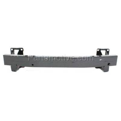 Aftermarket Replacement - BRF-1094FC 2011-2014 Chrysler 200 & 2007-2010 Sebring & 2008-2014 Dodge Avenger Front Bumper Impact Bar Crossmember Reinforcement Primed Steel - Image 1