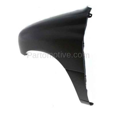 Aftermarket Replacement - FDR-1772L 99-04 Chevy Tracker Front Fender Quarter Panel Driver Side LH SZ1240110 91176547 - Image 3