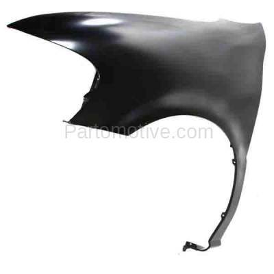 Aftermarket Replacement - FDR-1795L 97-05 Venture Van Front Fender Quarter Panel Left Driver Side GM1240255 12529745 - Image 3