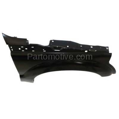 Aftermarket Replacement - FDR-1285R 2011-2016 Ford F-Series F250 & F350 Super Duty Truck Front Fender Quarter Panel (without Wheel Opening Molding Holes) Right Passenger Side - Image 2