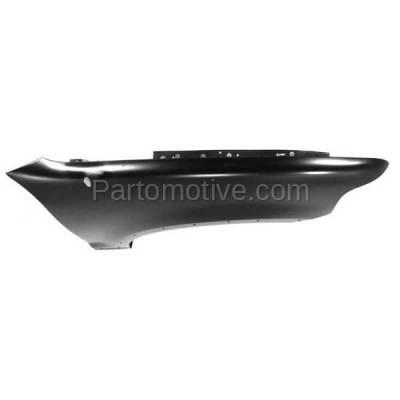 Aftermarket Replacement - FDR-1269R 2002-2005 Ford Explorer (4.0L & 4.6L V6/V8) Front Fender Quarter Panel (with Wheel Opening Molding Holes) Steel Right Passenger Side - Image 3