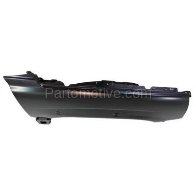 Aftermarket Replacement - FDR-1258R 2002-2006 Cadillac Escalade (5.3L & 6.0L V8) Front Fender Quarter Panel (with Molding Holes) Primed Steel Right Passenger Side - Image 3