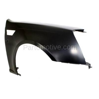 Aftermarket Replacement - FDR-1729R 08-11 STS Front Fender Quarter Panel Right Passenger Side RH GM1241359 89025517 - Image 2