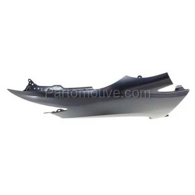 Aftermarket Replacement - FDR-1154L 2014-2015 Honda Civic (EX, EX-L, LX, Si) 2-Door Coupe (1.8 & 2.4 Liter) Front Fender Quarter Panel Primed Steel Left Driver Side - Image 2