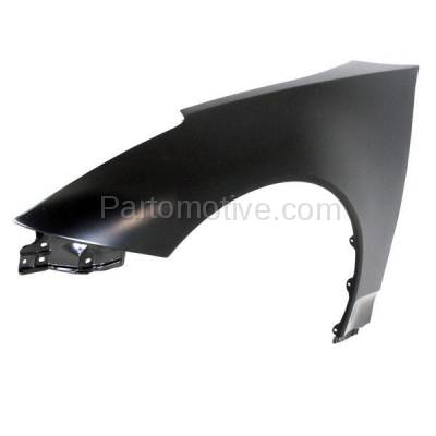 Aftermarket Replacement - FDR-1603L 01-05 RAV-4 Front Fender Quarter Panel Left Driver Side LH TO1240189 5381242190 - Image 3
