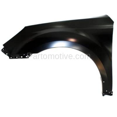 Aftermarket Replacement - FDR-1543L 10-14 Outback Front Fender Quarter Panel Left Driver Side SU1240131 57120AJ07A9P - Image 1