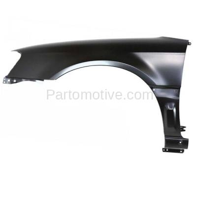 Aftermarket Replacement - FDR-1542L 00-04 Outback Front Fender Quarter Panel Left Driver Side SU1240122 57120AE07A - Image 1