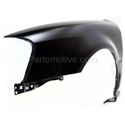 Aftermarket Replacement - FDR-1542L 00-04 Outback Front Fender Quarter Panel Left Driver Side SU1240122 57120AE07A - Image 2