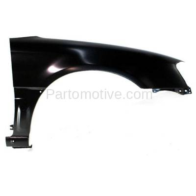 Aftermarket Replacement - FDR-1542R 00-04 Outback Front Fender Quarter Panel Passenger Side RH SU1241122 57120AE06A - Image 1