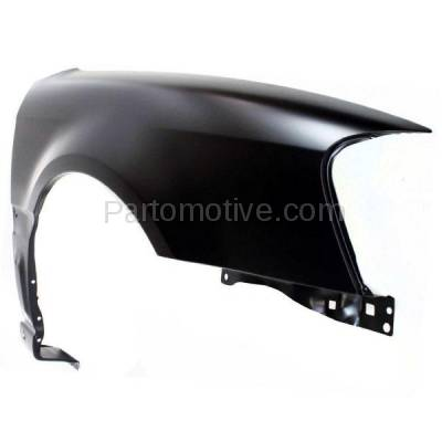 Aftermarket Replacement - FDR-1542R 00-04 Outback Front Fender Quarter Panel Passenger Side RH SU1241122 57120AE06A - Image 2