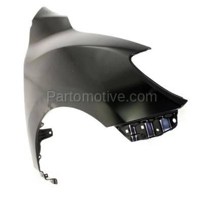 Aftermarket Replacement - FDR-1464R 09-13 Matrix Front Fender Quarter Panel Passenger Side RH TO1241226 5380102120 - Image 2