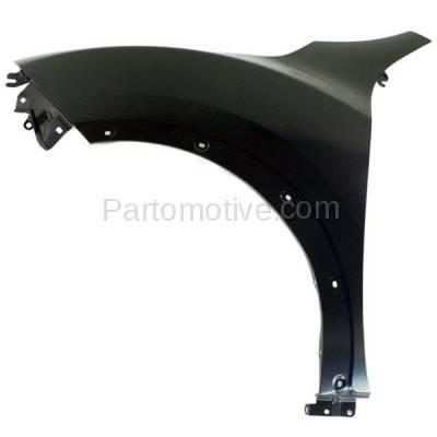 Aftermarket Replacement - FDR-1415L Front Fender Quarter Panel Left Driver Side Fits 15-16 Juke NI1240214 F31013YMMA - Image 1