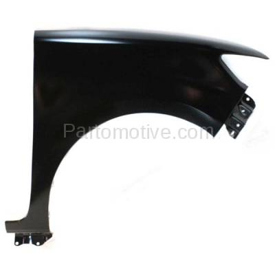 Aftermarket Replacement - FDR-1828R 2008-2015 Scion xB (Wagon 4-Door) (2.4 Liter Engine) Front Fender Quarter Panel (without Molding Holes) Steel Right Passenger Side - Image 1