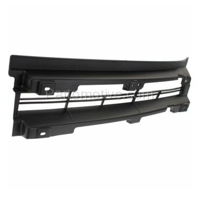 Aftermarket Replacement - GRL-1024R 13-15 Accord 4-DR Sedan Front Grill Grille Insert Assembly Right Passenger Side - Image 2