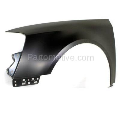 Aftermarket Replacement - FDR-1554L 06-10 VW Passat Front Fender Quarter Panel Left Driver Side VW1240136 3C0821021 - Image 2