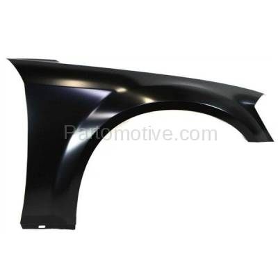 Aftermarket Replacement - FDR-1455R 05-07 Magnum Front Fender Quarter Panel Right Passenger Side CH1241246 5183420AA - Image 1