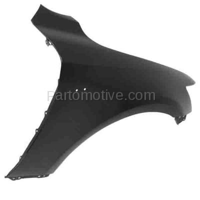 Aftermarket Replacement - FDR-1404L 2014-2020 Lexus IS200T IS250 IS300 IS350 (2.0L & 2.5L & 3.5L) (with F-Sport Package) Front Fender Quarter Panel Steel Left Driver Side - Image 2
