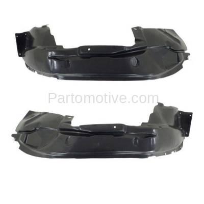 Aftermarket Replacement - IFD-1114L & IFD-1114R 11-17 Patriot Front Splash Shield Inner Fender Liner Panel Right & Left SET PAIR - Image 2